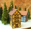 #2 BAZ Half Timbered House Complete!