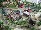 Trainstation and Farm