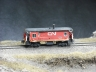 CN Transfer Caboose