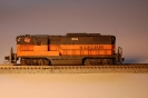 Milwaukee Road GP 9 \