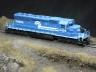Tuned Conrail SD40-2