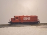 First official Z scale GVR looco