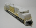 SD70ACe shell