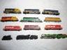 My Freight & Steam engines