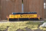 Chessie SD40-2