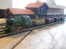Preussen Coal Train Set with T8