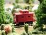 Red Bobber Caboose