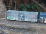CSX 50' Waffle Boxcars