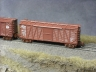 MILW USRA Single Sheated Boxcar