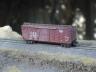 NYC Single Sheated Boxcar