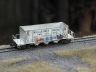 Ortner Aggregate Hopper weathered