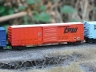 Rolling stock collection: Boxcar I