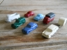 Set of Z Scale 70 Years cars