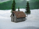 New Barn Kit from BAZ Models