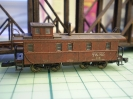 Weathered Caboose