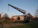 shunting crane