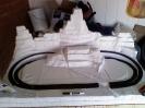 Track bed liner