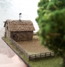 1850's Homestead Diorama