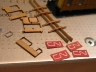 CN Steel caboose decals tests & under ribs