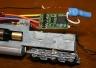 BNSF SD75 DCC install