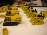 Caterpillar Equipment in Z scale!