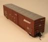 BNSF 50' Ribside Boxcar
