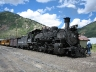 Durango to Silverton Narrow Gauge
