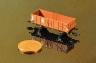 Om 12 Coals Wagon / Kohlenwagen Spur-Z