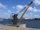 Copenhagen habour crane