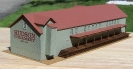 Hudson Creamery pre-production model