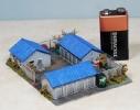 Storage units diorama
