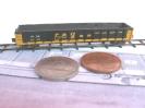 D&RGW patched ex-Rail Gon gondola