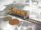D&RGW 01408 caboose