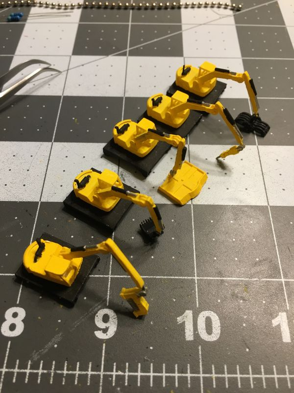 245G LC Excavators<br />with removable boom<br />fittings